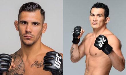 Saznajte ko je prvi protivnik Aleksandra Rakića u UFC-u, Francimar Barroso?!