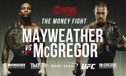 Konferencija za štampu nakon borbe McGregora i Mayweathera! (VIDEO)