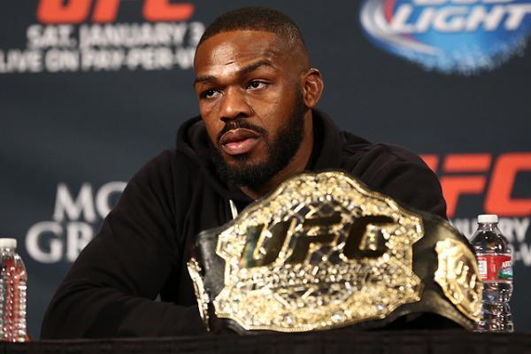 UFC se oglasio povodom pada Jona Jonesa na doping testu!