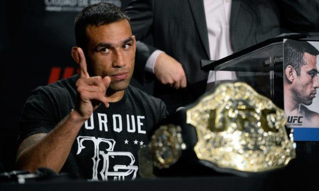Fabricio Werdum protiv Derricka Lewisa na UFC216!