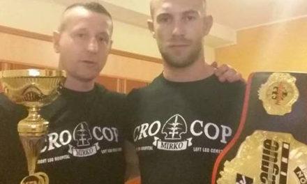 """Aleksandar Rakas: U """"M-1"""" ću da se borim do 70kg, krajem godine očekujem prvi nastup!"""