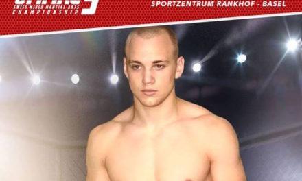 Aleksandar Terzić će se boriti na SMMAC5!