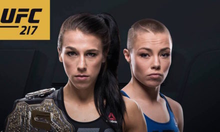 UFC 217: Joanna Jedrzejczyk protiv Rose Namajunas!