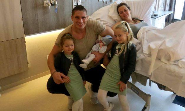 Rico Verhoven postao otac po treći put!