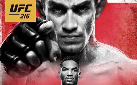 UFC216 dobio zvaničan poster! (VIDEO)