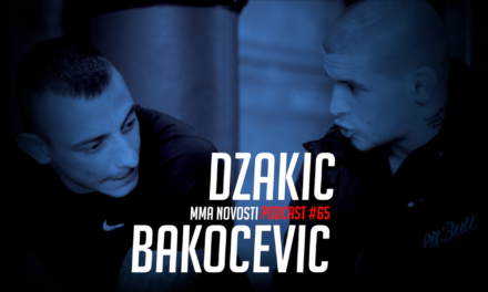 MMANovosti- Podcast #65- Vaso Bakočević, Dušan Džakić i Zlatko Ostrogonac