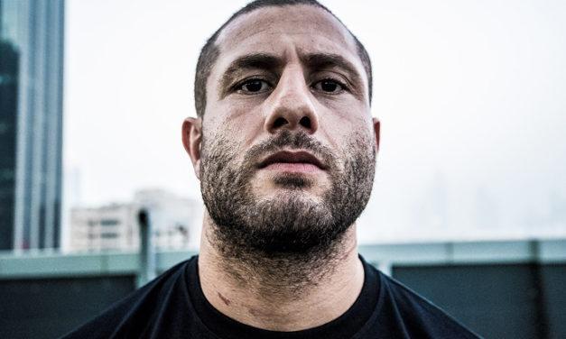 Gökhan Saki obećava da će da bude UFC šampion sledeće godine!