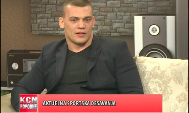 "Pogledajte gostovanje Darka Stošića na ""KCN Popodne"" (VIDEO)"
