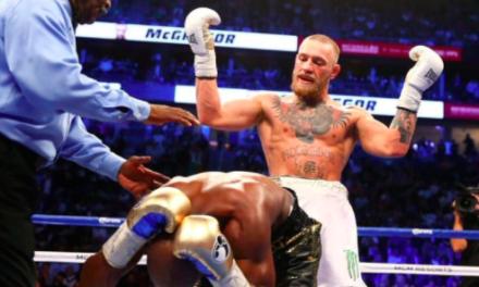 McGregor reagovao na borbu između Canelo Alvareza i Gennady Golovkina!
