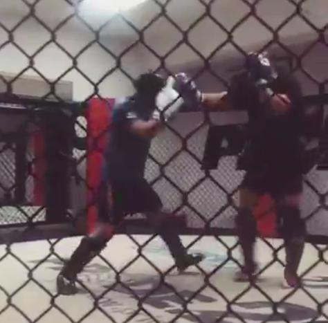 Pogledajte sparing Darka Stošića i Satoshi Ishiia! (VIDEO)