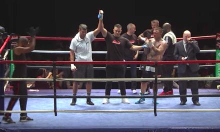 Borba Gorana Reljića u boks borbi bez rukavica! (VIDEO)
