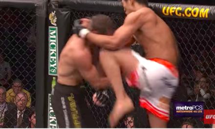 Nokaut nedelje: Yushin Okami vs Evan Tanner (VIDEO)