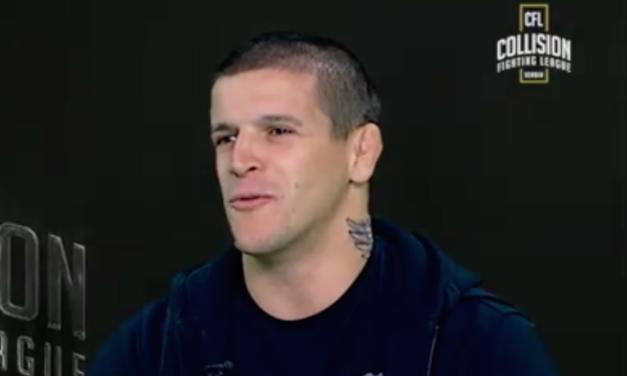 Bakočević: Omiljena tehnika mi je da srušim protivnika i da ga demoliram od batina!