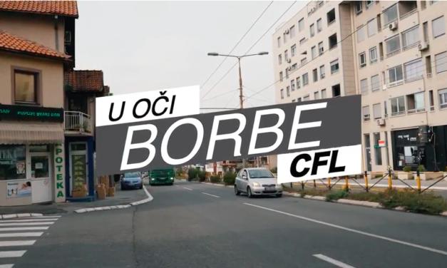 Uoči borbe CFL- Stošić, Bakočevič i Opačić (VIDEO)