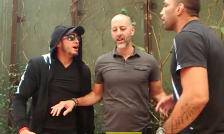 Tony Ferguson i Fabricio Werdum se pokačili danas na razgovoru sa medijima! (VIDEO)