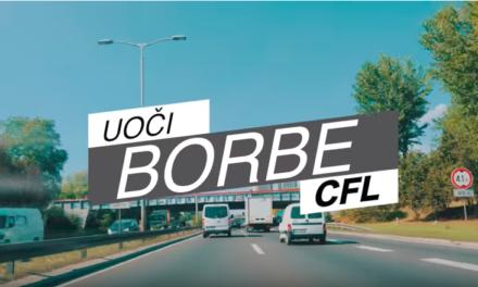 Uoči borbe CFL – Stošić, Opačić, Bakočević, Džakić, Puladov – treći deo (VIDEO)