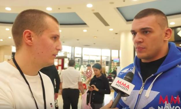 Darko Stošić: Znači mi puno podrška mojih sugrađana! (VIDEO)