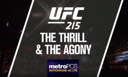 """The Thrill and The Agony"" sa UFC215! (VIDEO)"
