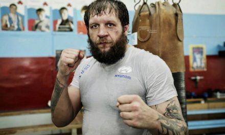 Alexander Emelianenko pobedio svoju prvu borbu nakon što je izašao iz zatvora! (VIDEO)