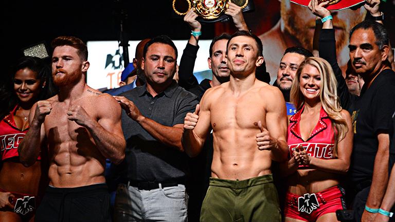 Borba između Canela Alvareza i Gennady Golovkin završena nerešeno, pogledajte celu borbu!