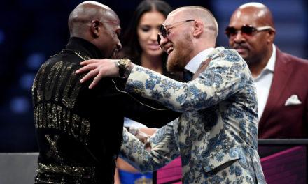 McGregora i Mayweathera zaradili ogromne pare na ulaznicama!