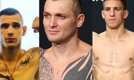 Sve informacije za večerašnju UFC priredbu!