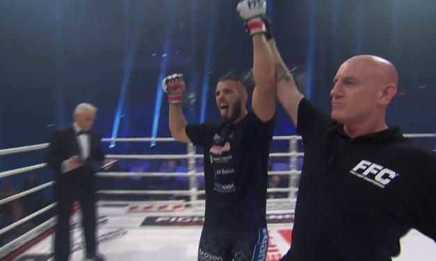 """Vitasović nakon ogromnih batina preokrenuo meč u svoju korist i rastavio protivnika na """"proste faktore"""""""