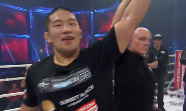 Satoshi Ishii s lakoćom odnio pobjedu u FFC debiju