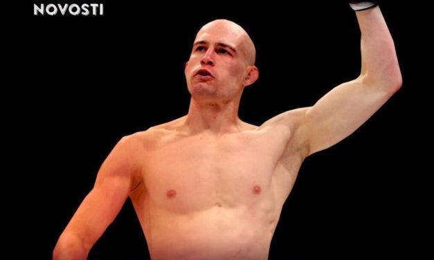 Luka Jelčić: Spreman sam za UFC!