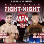 "Nenad Pagonis protiv Björna Blaschkea na ""MFN Malscher Fightnight""!"