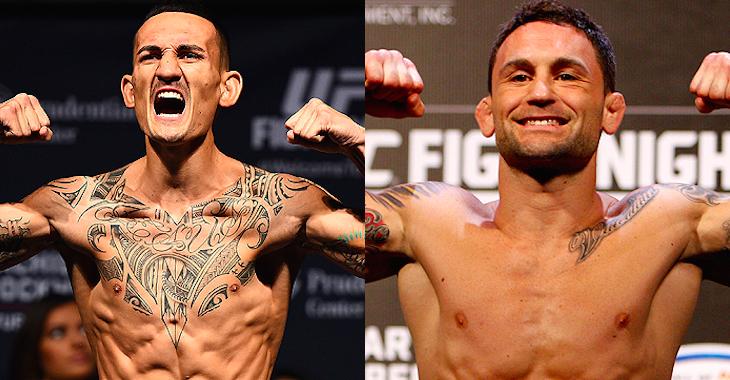 Max Holloway protiv Frankie Edgara na UFC218!