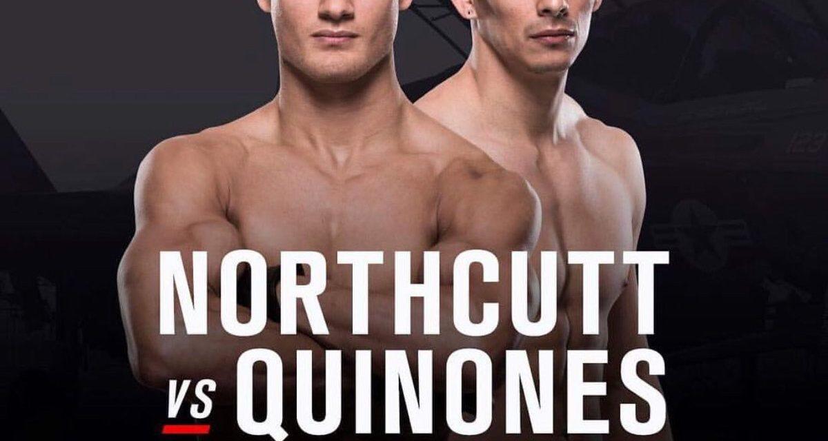 Sage Northcutt protiv Michel Quinonesa!
