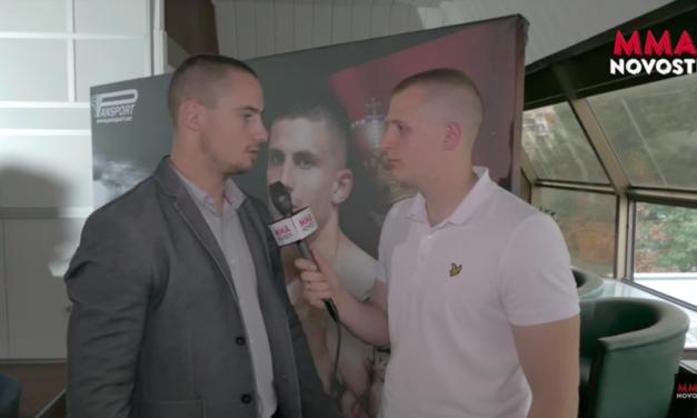 Vladimir Prodanović: Stefan neće graditi svoju karijeru preko mene (VIDEO)