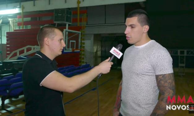 Intervju sa Aleksandrom Ilićem povodom budućih planova, povreda… (VIDEO)