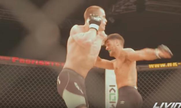 Najbolji delovi borbe između Stefana Zvijera i Aleksandra Stojičića! (VIDEO)