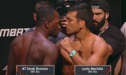 Merenje za UFC u Brazilu je iza nas, pogledajte ga u članku! (VIDEO)