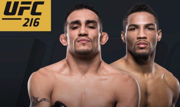 Countdown za UFC216! (VIDEO)