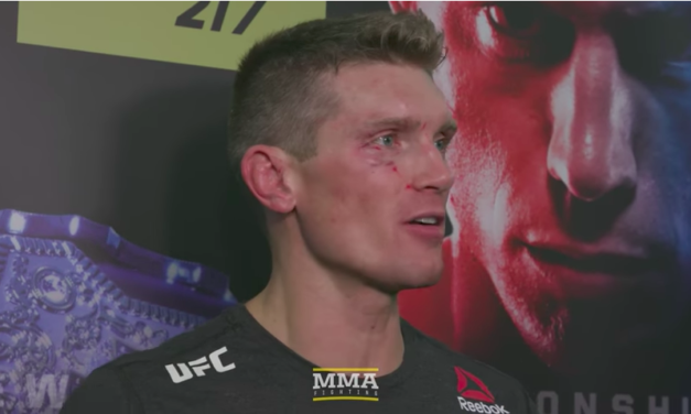 Stephen Thompson želi borbu sa Robbiem Lawlerom! (VIDEO)