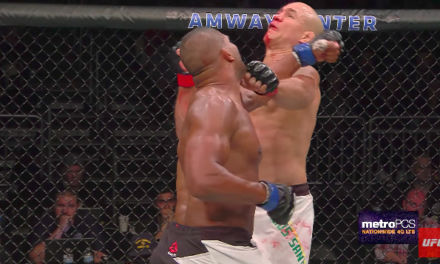 Nokaut nedelje: Overeem vs Junior Dos Santos! (VIDEO)