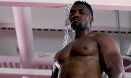 """Najnoviji mini dokumentarac o Francis Ngannou """"Rising Stars"""" (VIDEO)"""