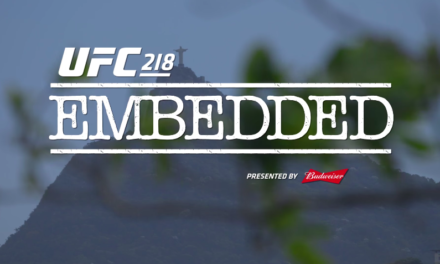 Druga epizoda Embeddeda za UFC218! (VIDEO)