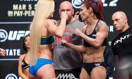 Potvrđeno: Holly Holm protiv Cris Cyborg na UFC 219