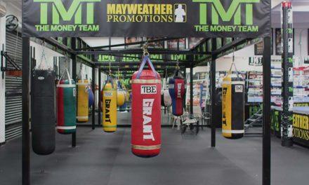 Damir Hadžović i Roberto Soldić treniraju boks u poznatom Mayweather gymu! (VIDEO)