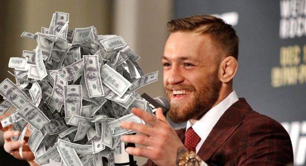 """Conor McGregor ima cilj da pređe Ronalda na """"Forbes listi""""!"""