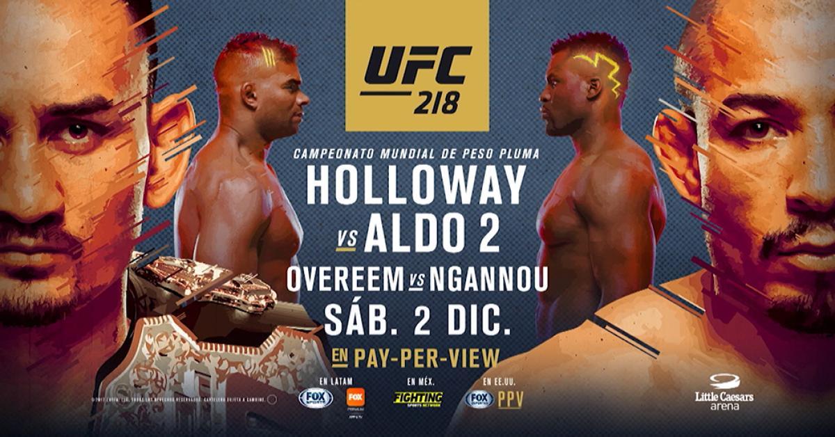 UFC 218: Countdown (VIDEO)