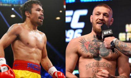 "Dana White će da tuži Manny Pacquiao-a ako je ""McGregor vs Pacquiao"" istina!"