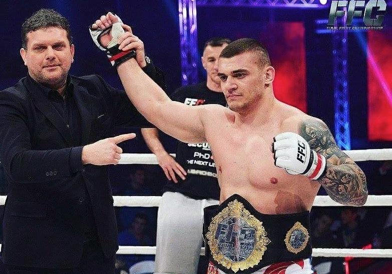 Darko Stošić: Idem u UFC da budem broj jedan, želim da budem šampion! (VIDEO)