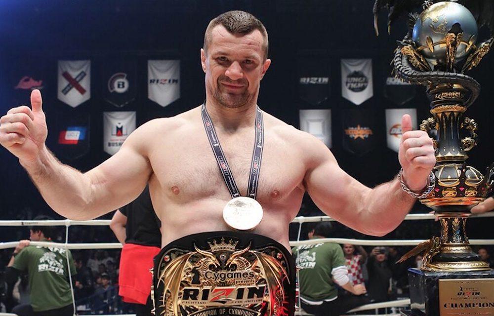 Mirko Filipović potvrdio da će mu sledeće godine u Japanu biti poslednja borba u karijeri!