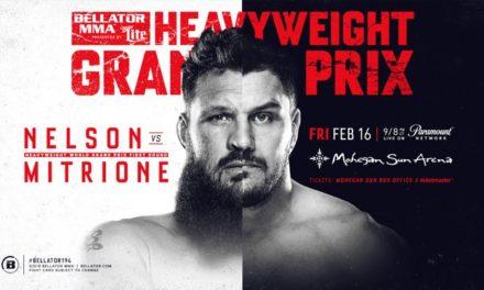 """Matt Mitrione protiv Roy Nelsona na """"Bellator194""""!"""