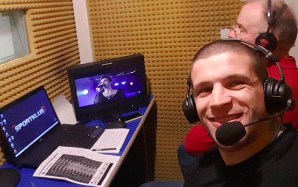 Vaso Bakočević komentator na Sport Klubu za MEGDAN 2!